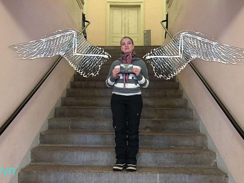 Vappu Rossin Art Cache Helsinki teos julki